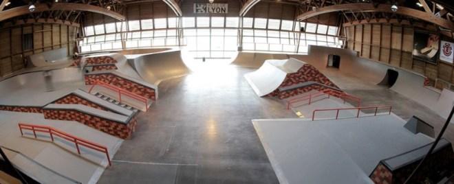 Skatepark de Lyon