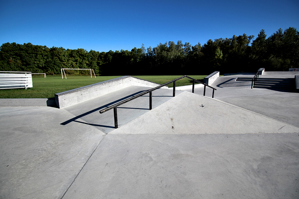 3 Musketears Skatepark * Acton ON