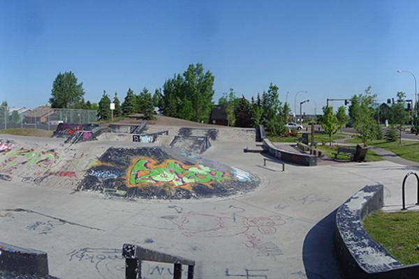 Beaumont Lions Skatepark * Beaumont AB