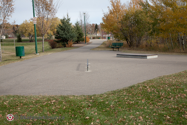 Brevoort Skate Spot, Saskatoon SK