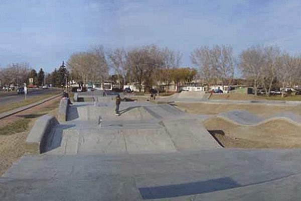 Brooks Skatepark * Brooks AB