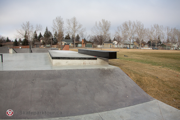 Deer Run Skatepark, Calgary AB