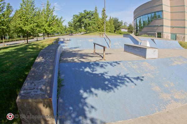 Fleetwood Skatepark * Surrey BC