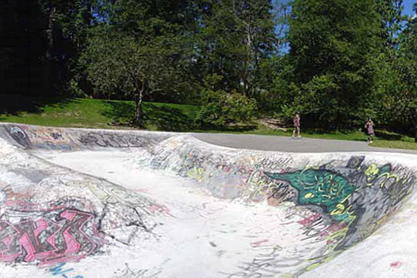Griffin Bowl, North Vancouver BC