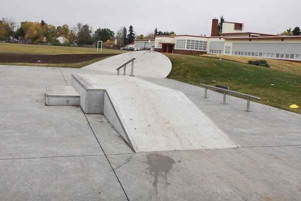 Grovenor Skate Spot * Edmonton AB