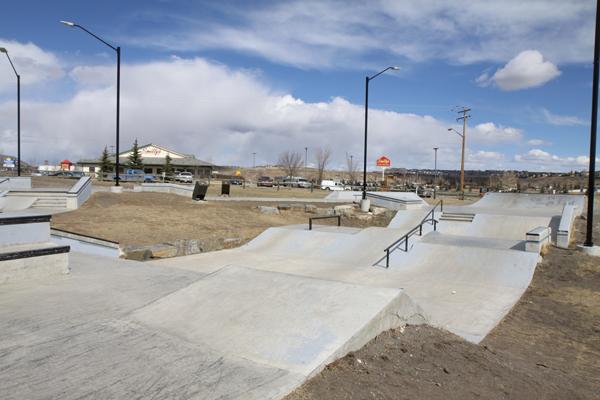 Cochrane Skatepark * Cochrane AB