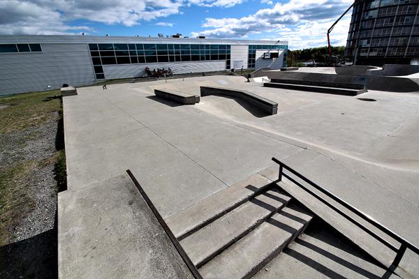 KMTS Skatepark * Kenora ON