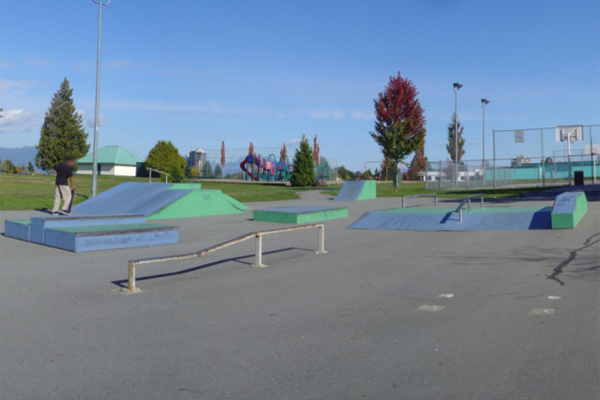 Kwantlen Youth Park * Surrey BC