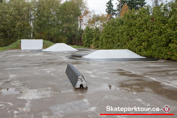Willowbrook Skatepark * Langley BC