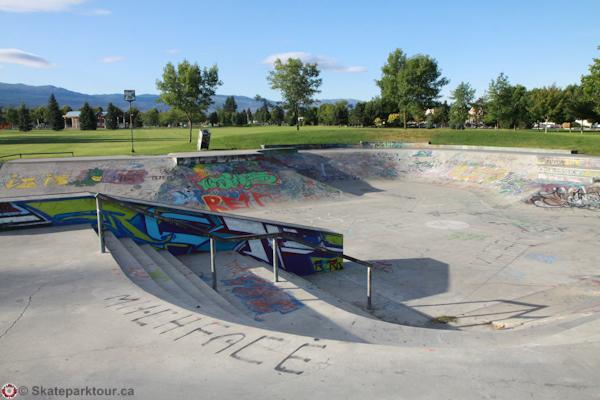 Ben Lee Skatepark * Kelowna BC