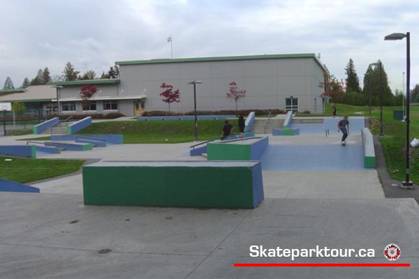 Fraser Heights Skatepark * Surrey BC