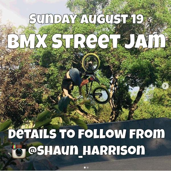 Edmonton BMX Street Jam August 19, 2018