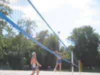 USI-Kurs 1908 - Beachvolleyball-Camp in Velden (31.8.2003 ...