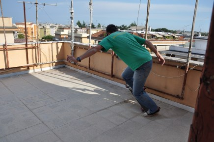 SKATEBOARDING ROOF TERRACE 03