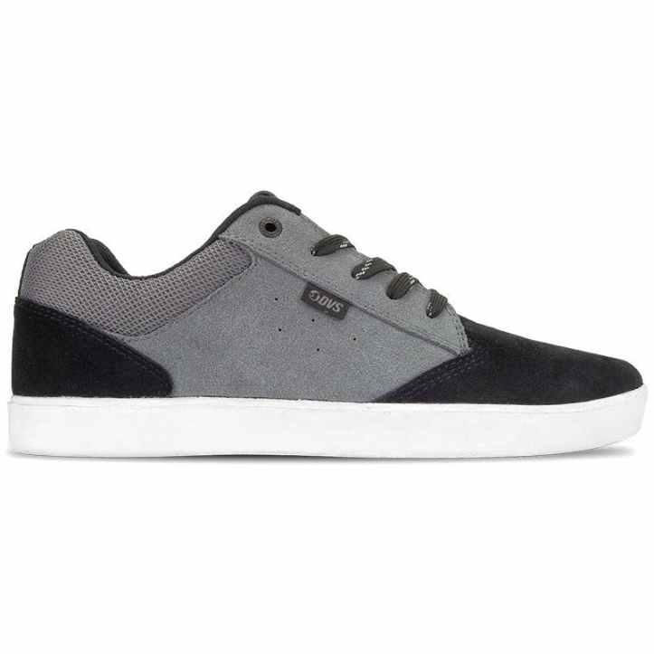 DVS-Lutzka-Skate-Shoes-Black-Charcoal-Suede