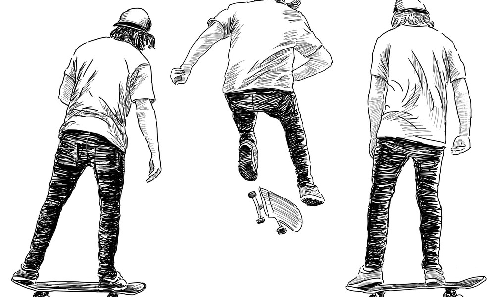 How to Kickflip on a Skateboard? Quick and Step by Step