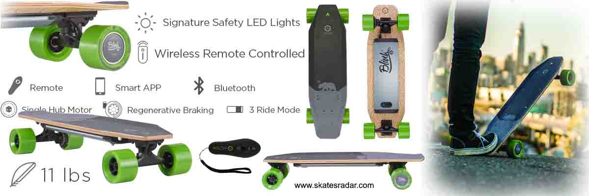 Acton blink s review best electric board under 500