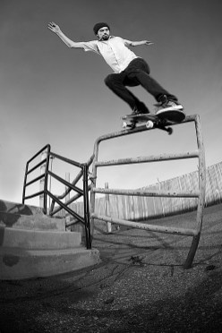 Jon Nguyen, back smith