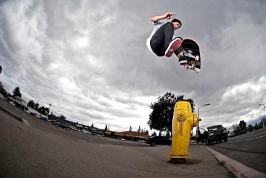 Zack Wallin forntside flip