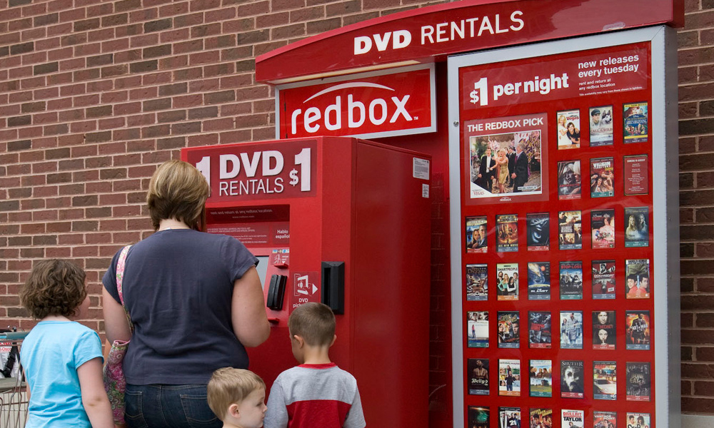 Redbox Announces Video Game Rentals For 2 Skatter