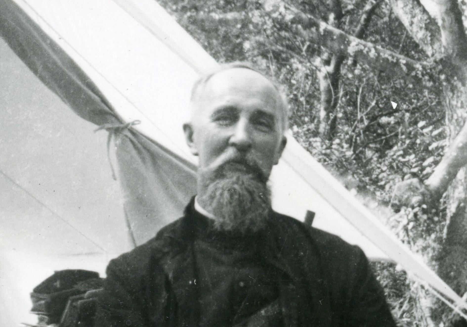 O. Jakub Sevin - Archiwum Sióstr Św. Krzyża Jerozolimskiego