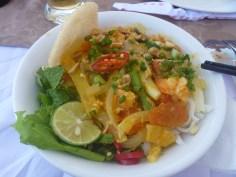 Hoi An special noodle dish