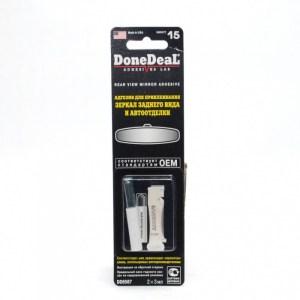 Адгезив для приклеивания зеркал заднего вида Done Deal DD6587 2х3мл