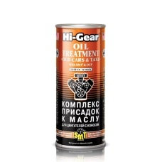 Комплекс суперприсадок к маслу c SMT Hi-Gear HG2250 444мл
