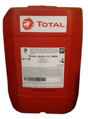 Масло моторное Total TRANSMISSION GEAR 9 FE 75W-80 GL-4 20л