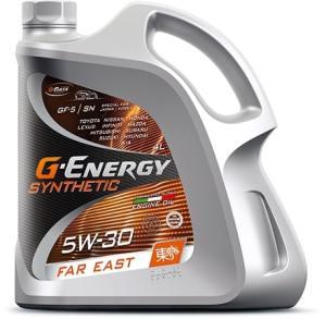 Масло моторное G-Energy Far East 5W-30 SN GF-5 4л