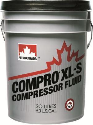 Масло компрессорное PETRO-CANADA COMPRO XL-S COMPRESSOR FLUID 68 20л
