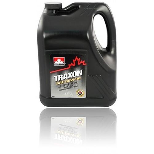 Масло трансмиссионное PETRO-CANADA TRAXON 80W-90 GL-5 J2360 4л