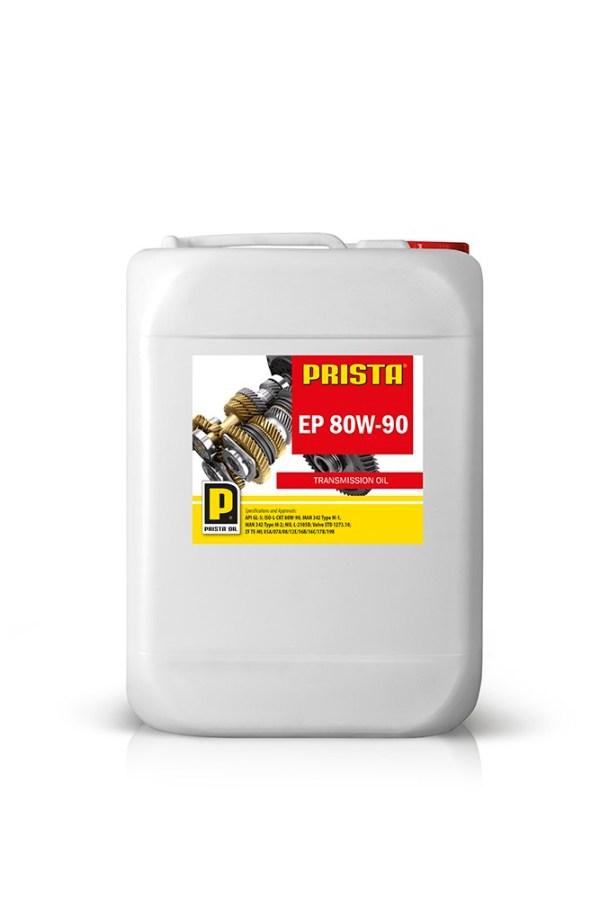 Масло трансмиссионное PRISTA EP 80W-90 GL-5 20л