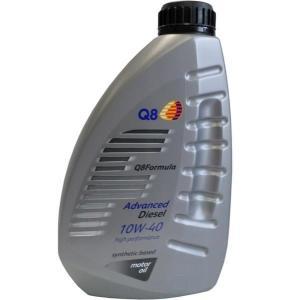 Масло дизельное Q8 F Advanced Diesel 10W-40 CD/CF B3/B4 полусинтетика 1л