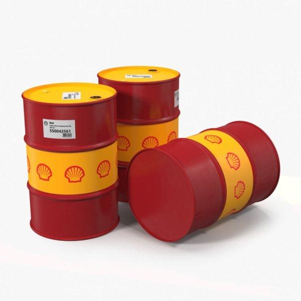 Масло дизельное Shell Rimula R4 X 15W-40 CI-4/CH-4/CG-4/CF-4/CF/SL E7/E5/E3, бочка 209л