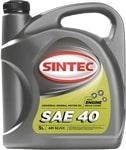 Масло моторное SINTEC 40 SC/CC 1л