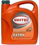 Масло моторное SINTEC Экстра 20W-50 SG/CD 1л