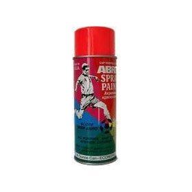Краска-спрей ABRO SP-075-AM красная 400мл