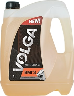 Масло гидравлическое ВОЛГА ОЙЛ ВМГЗ, 10 литров