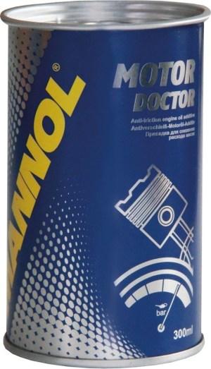 Присадка MANNOL Motor Doctor добавка в моторное масло 300мл