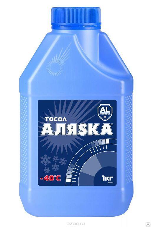 Тосол А 40 АЛЯСКА 1л