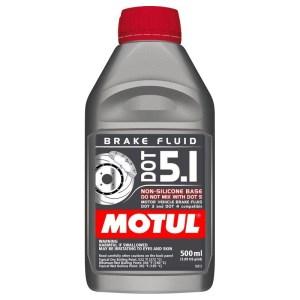 Тормозная жидкость MOTUL DOT 5.1 0.5л