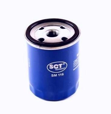 SM 116 SCT масляный фильтр Opel, Rover Group
