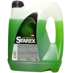 Антифриз STAREX Green G11 зеленый 3кг