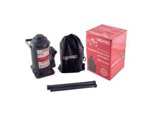 Домкрат бутылочный SKYWAY 3т h 175-335мм (с клапаном в коробке+сумка)