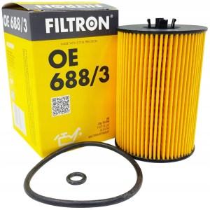 Фильтр масляный FILTRON OE6883 VAG A3 III (8V)/LEON III/OCTAVIA III/VW GOLF VII 12-