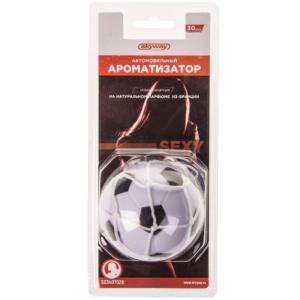 Ароматизатор-игрушка SKYWAY Секси (футбольный мяч)