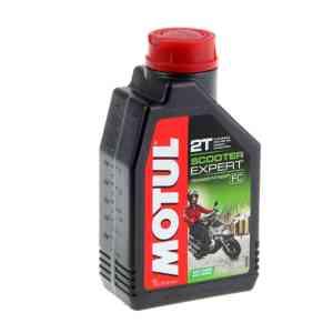 Масло моторное MOTUL Scooter Expert 2T полусинтетика 1л