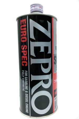 Масло моторное IDEMITSU Zepro Euro Spec 5W-40 SN/CF синтетическое 1л