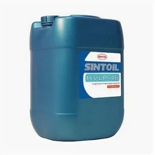 Масло гидравлическое SINTEC Hydraulic HVLP-46 20л